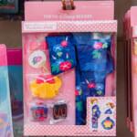 東京ディズニーランド ファッションドールコスチューム「浴衣」