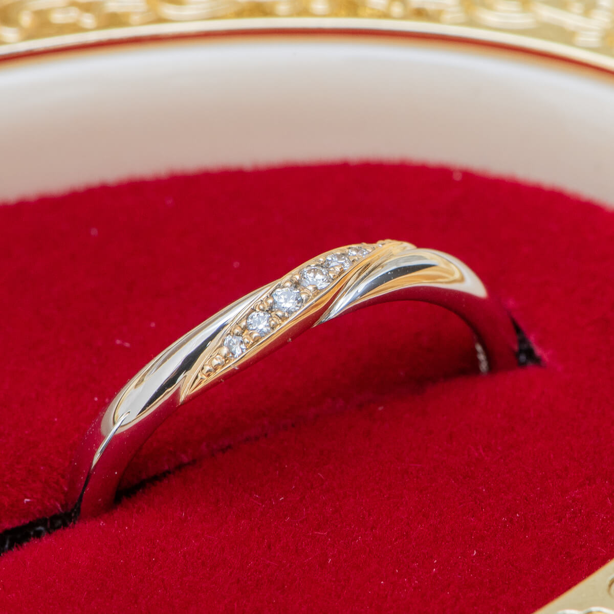 BYL6329  Marriage Ring