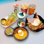 東京ディズニーランド「プラズマ・レイズ・ダイナー」2021グランドメニューまとめ