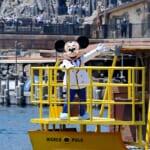 東京ディズニーシー「ミッキー&フレンズ」トランジットスチーマー・グリーティング ミッキーマウス