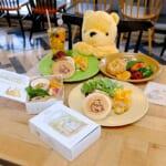 OH MY CAFEプロデュース『Winnie the Pooh』HUNNY'S Tea house