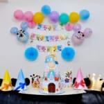 東京ディズニーリゾート「Disney Birthday @Home」デコレーションキット3