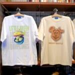 東京ディズニーランド「パークフード」Tシャツ