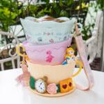 東京ディズニーランド『ふしぎの国のアリス』ポップコーンバケット チェシャ猫