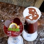 ドリーマーズ・ラウンジ オリジナルコーヒー(アイスカフェモカ ア・ラ・ディズニー)『塔の上のラプンツェル』1