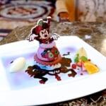カシスとピスタチオのムース ミント風味のミルクシャーベット ミニーマウス
