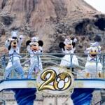 """東京ディズニーシー20周年「ミッキー&フレンズのハーバーグリーティング""""タイム・トゥ・シャイン!""""」2"""