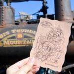 東京ディズニーランド「カウボーイミッキー」ポストカード2