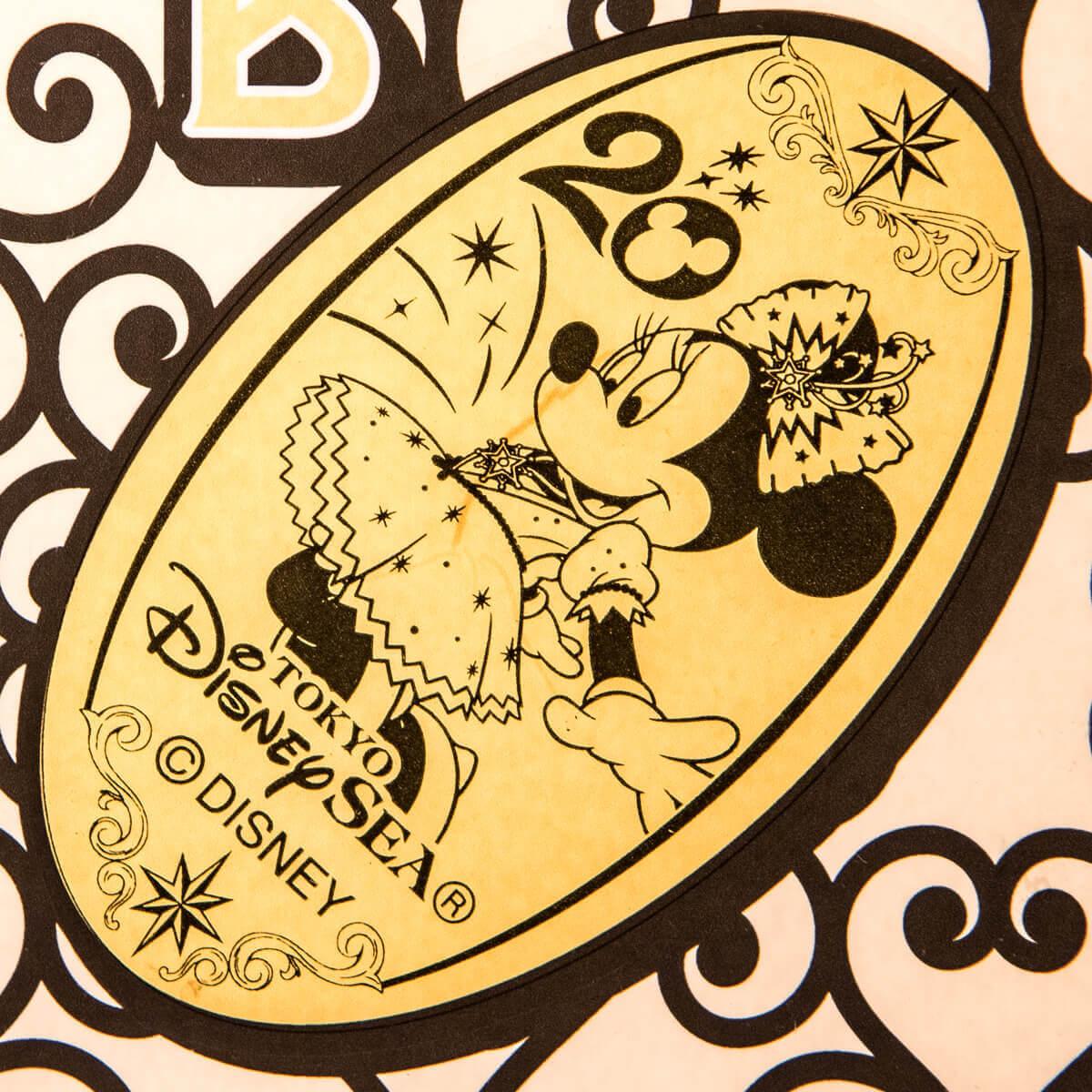 ミニーマウス スーベニアメダル