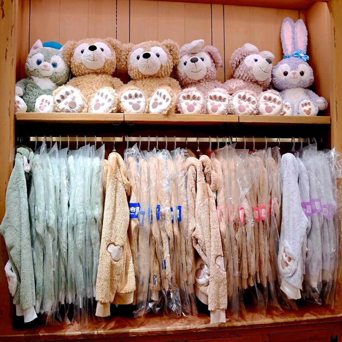 東京ディズニーシー2021秋冬Tシャツ・パーカー・アウター・お土産